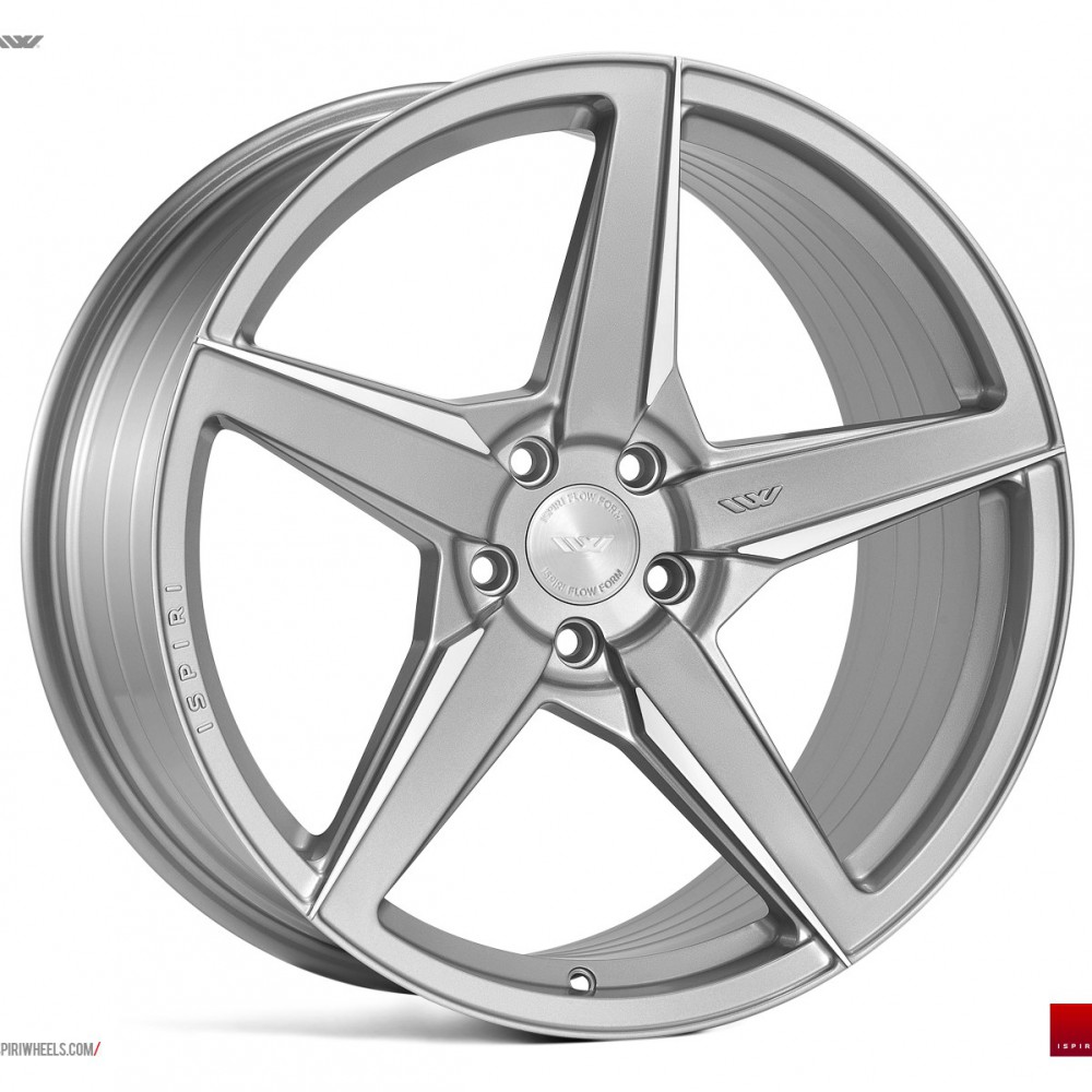 IW Automotive	FFR5 pure silver brushed
