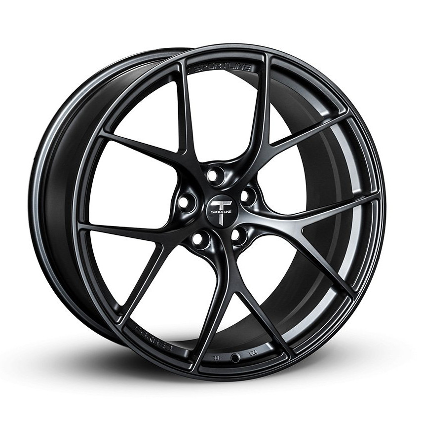 T-sportline M3115 forged matt black