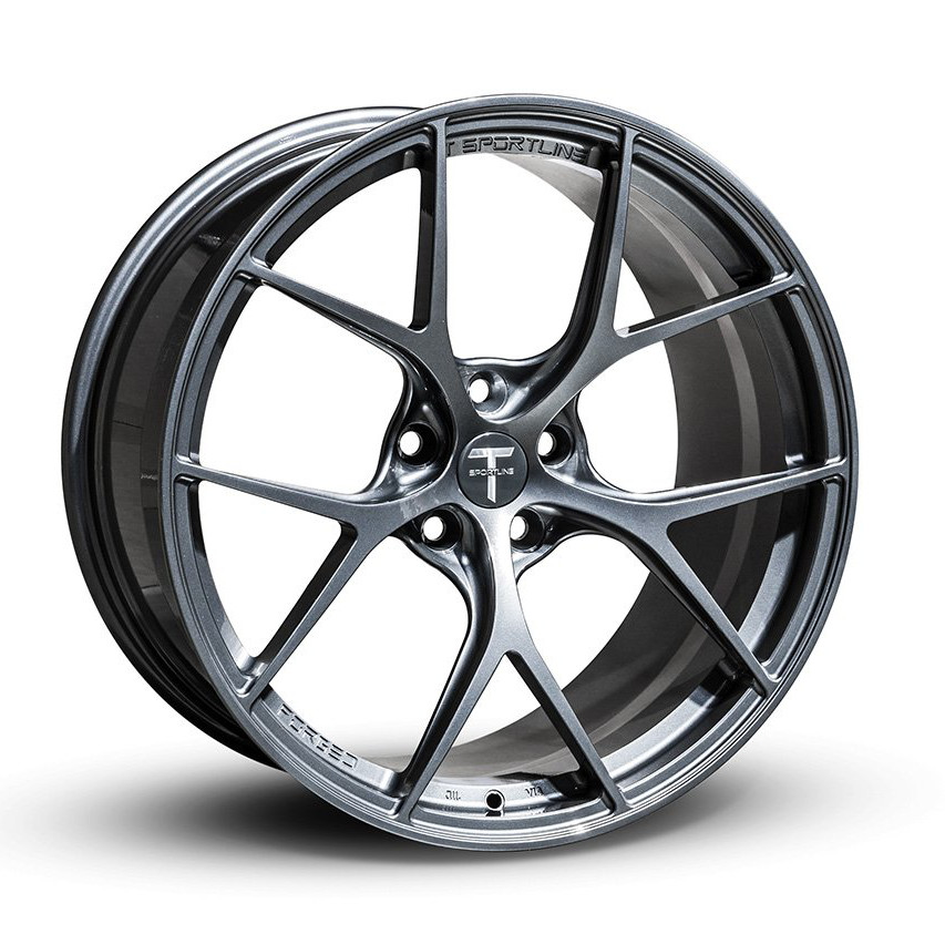 T-sportline M3115 forged metallic grey