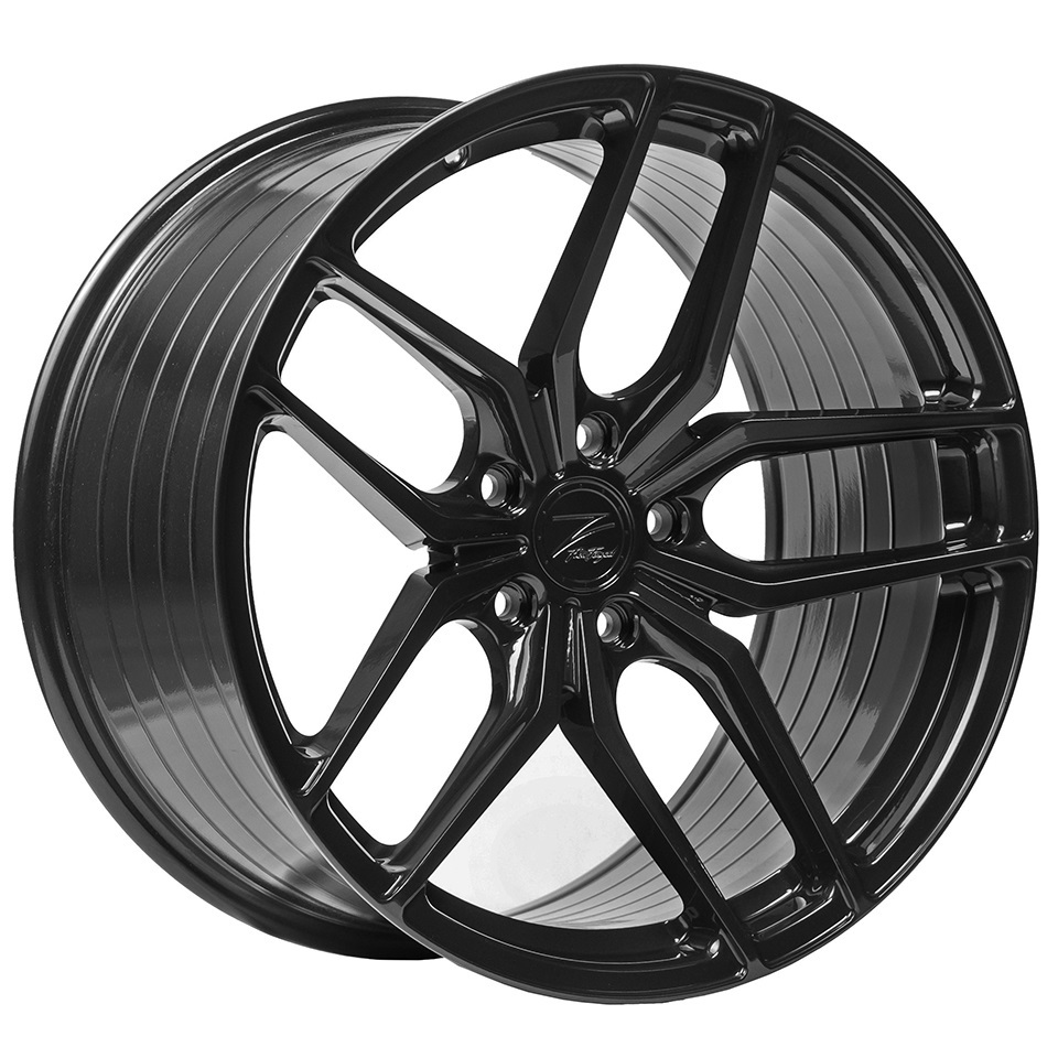 Z-performance ZP2.1 FlowForged gloss black
