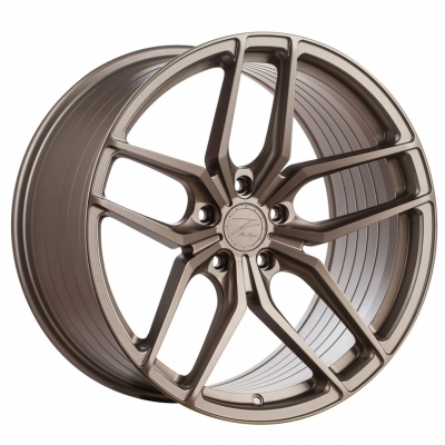 Z-performance ZP2.1 FlowForged matte bronze