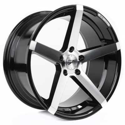 Z-performance ZP.06 black polished