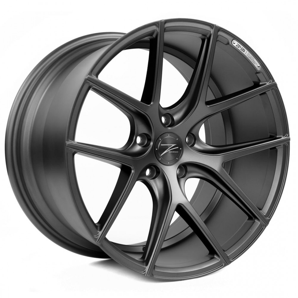 Z-performance ZP.09 matte black
