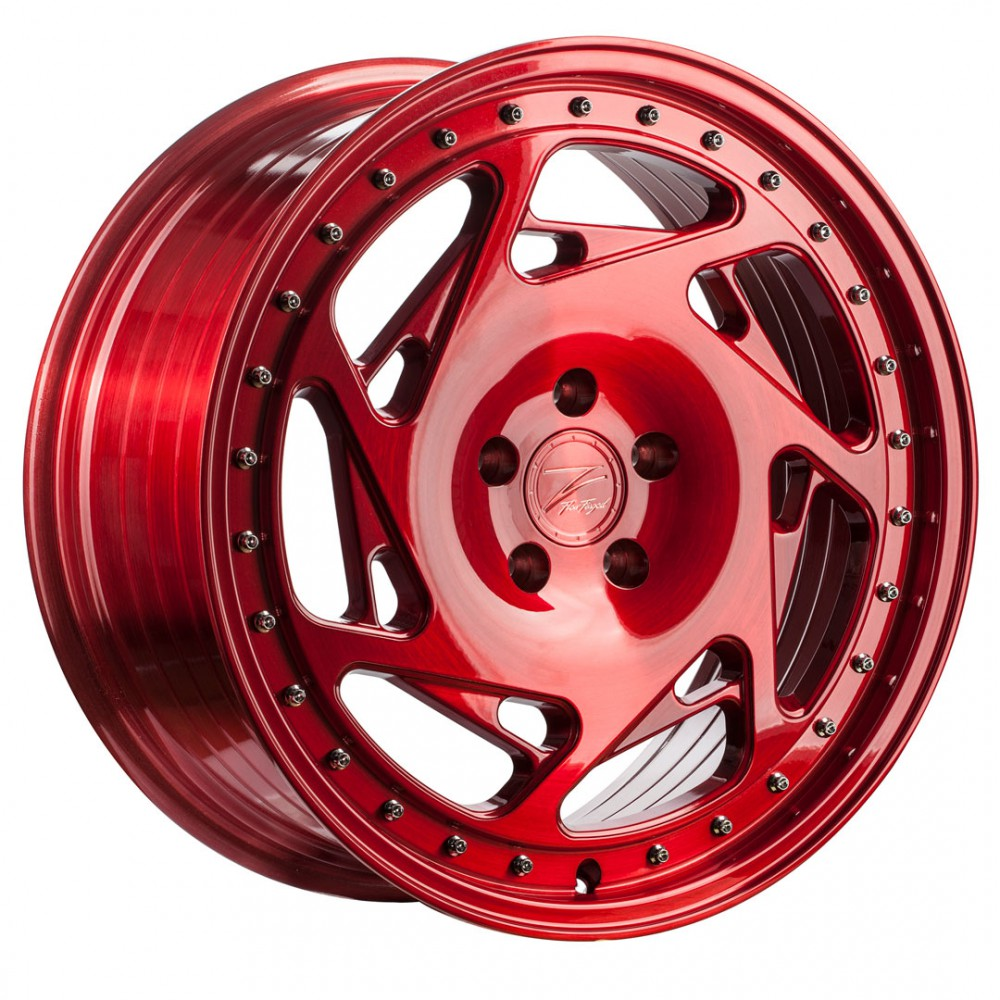 Z-performance ZP5.1 FlowForged candy red