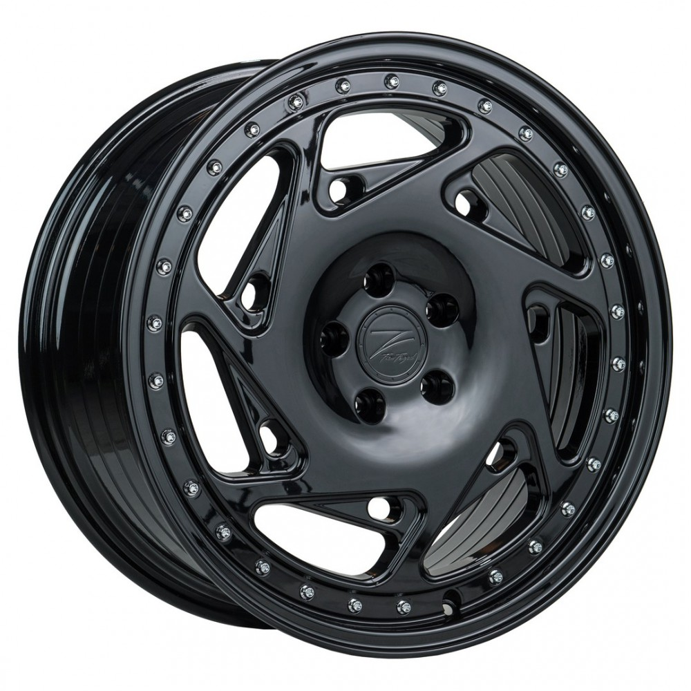 Z-performance ZP5.1 FlowForged gloss black
