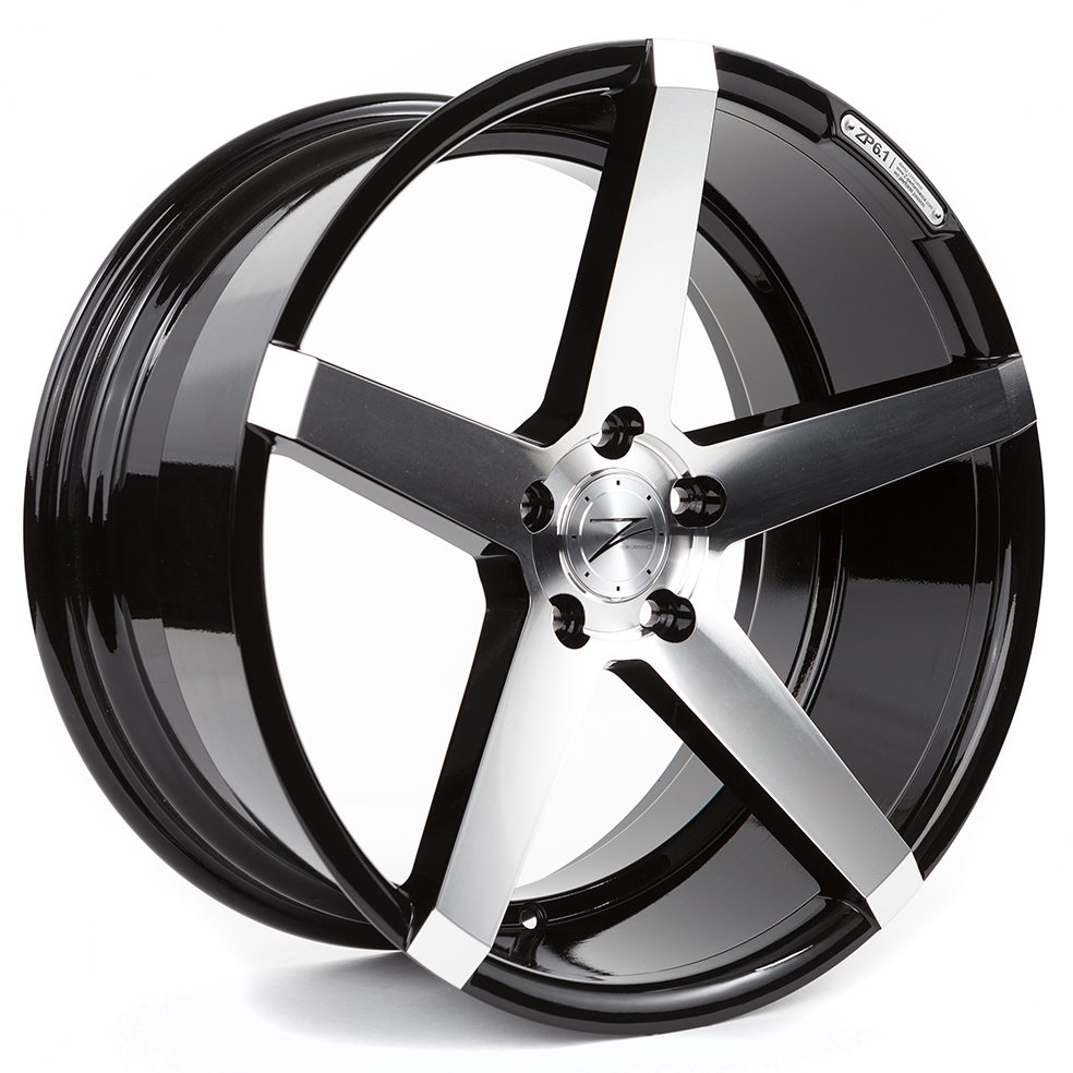 Z-performance ZP6.1 black polished