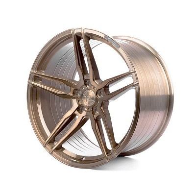 Yido Performance YP-FF1 FlowForged Brushed Bronze